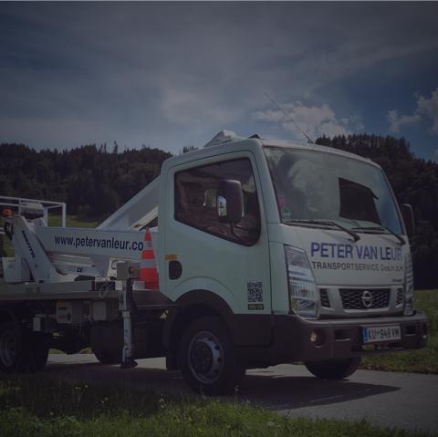 Transportbegleitung-Peter-van-Leur-Kirchbichl